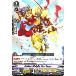 CFV V-BT03/058EN C Zealous Knight, Gracianus