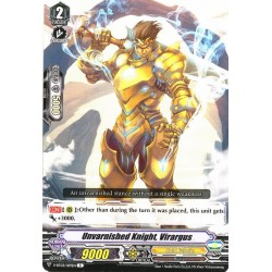 CFV V-BT03/059EN C Unvarnished Knight, Virargus