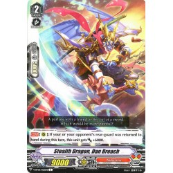 CFV V-BT03/066EN C Stealth Dragon, Dan Breach