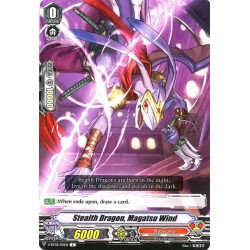 CFV V-BT03/071EN C Stealth Dragon, Magatsu Wind
