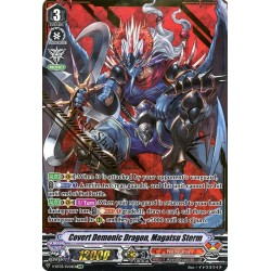 CFV V-BT03/SV04EN SVR Covert Demonic Dragon, Magatsu Storm