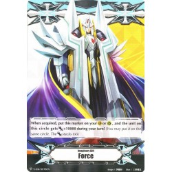 "CFV V-GM/0078EN Gift Marker ▽ Imaginary Gift Marker ""Force"" Monarch Sanctuary Alfred"