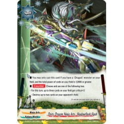 BFE S-CBT01/0014EN RR Deity Dragon Ninja Arts, Shadowflash Slash