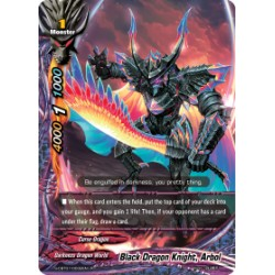 BFE S-CBT01/0032EN R Black Dragon Knight, Arbol