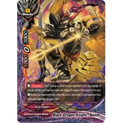 BFE S-CBT01/0061EN C Black Dragon Knight, Namm
