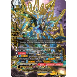 BFE S-CBT01/0069EN Secret Deity Gargantua Dragon