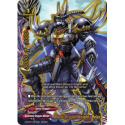 BFE S-CBT01/0075EN Secret Black Dragon Knight, Belze