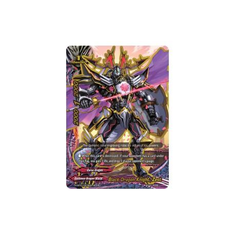 BFE S-CBT01/0076EN Secret Black Dragon Knight, Zest