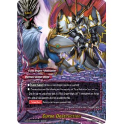 BFE S-CBT01/0077EN Secret Curse Destruction