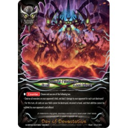 BFE S-CBT02/0073EN Secret Day of Devastation