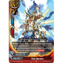 BFE S-CBT01/0021EN FOIL/R Tith Gardra