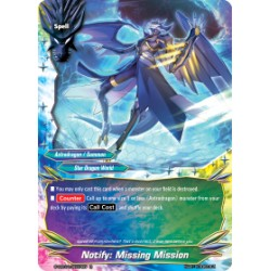 BFE S-CBT01/0037EN FOIL/R Notify: Missing Mission