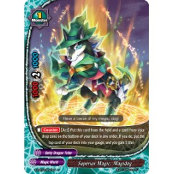 BFE S-CBT01/0047EN FOIL/C Superior Magic, Magidog