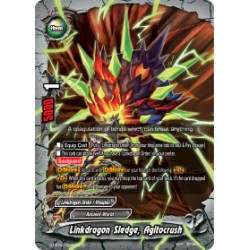 BFE S-CBT01/0056EN FOIL/C Linkdragon Sledge, Agitocrush