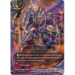 BFE S-CBT01/0060EN FOIL/C Black Dragon Knight, Eth