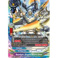 BFE S-CBT01/0064EN FOIL/C Seerfight Dragon, Azure Chief