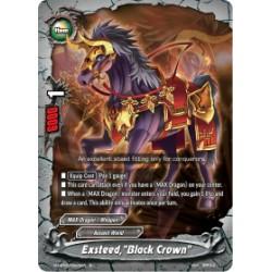 "BFE S-CBT02/0025EN FOIL/R Exsteed,""Black Crown"""