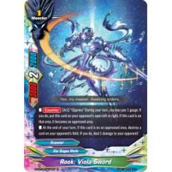BFE S-CBT02/0034EN FOIL/R Rook: Viola Sword