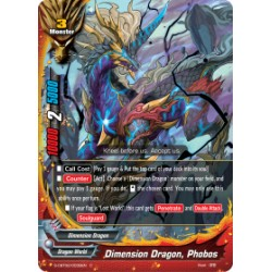 BFE S-CBT02/0039EN FOIL/C Dimension Dragon, Phobos