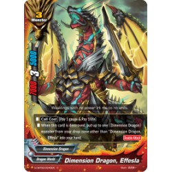 BFE S-CBT02/0040EN FOIL/C Dimension Dragon, Effesla