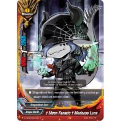 BFE S-CBT02/0041EN FOIL/C † Moon Fanatic † Madness Luna
