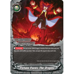 BFE S-CBT02/0049EN FOIL/C Fortune Favors The Dragons