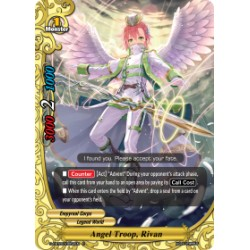 BFE S-CBT02/0052EN FOIL/C Angel Troop, Rivan