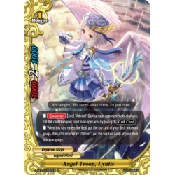 BFE S-CBT02/0053EN FOIL/C Angel Troop, Lyntis