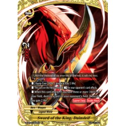 BFE S-CBT02/0058EN FOIL/C Sword of the King, Dainsleif