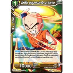 DBS BT5-085 C Krillin, Raring to Fight