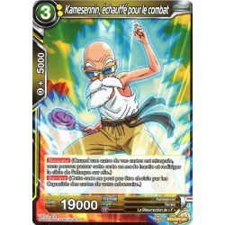 DBS BT5-087 FOIL/UC Master Roshi, All Warmed Up