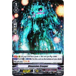 CFV V-BT04/012EN RRR Dimension Creeper