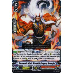 CFV V-BT04/018EN RR Demonic Hair Stealth Rogue, Grenjin