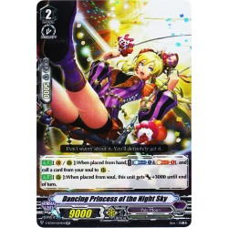 CFV V-BT04/024EN RR Dancing Princess of the Night Sky