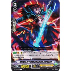 CFV V-BT04/027EN R Knight of Fighting Spirit, Dordona