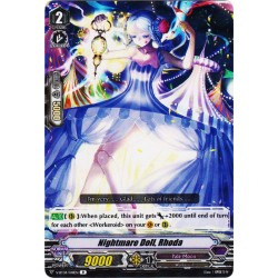 CFV V-BT04/041EN R Nightmare Doll, Rhoda