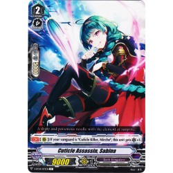 CFV V-BT04/072EN C Cuticle Assassin, Sabina