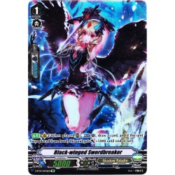CFV V-BT04/DR02EN DR Black-winged Swordbreaker