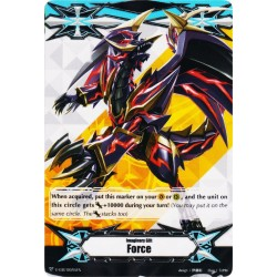 CFV V-BT04 V-GM/0085EN Gift Marker Gust Blaster Dragon Imaginary Gift Marker Force