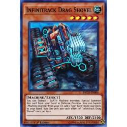 YGO INCH-EN004 Tire-Pelleteuse Chenillinfini / Infinitrack Drag Shovel
