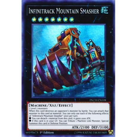 YGO INCH-EN008 Brise-Montagne Chenillinfini / Infinitrack Mountain Smasher