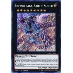 YGO INCH-EN009 Coupe-Terre Chenillinfini / Infinitrack Earth Slicer