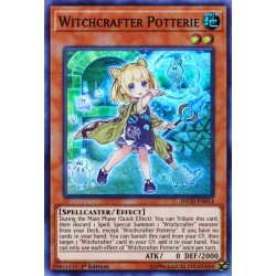 YGO INCH-EN014 Potterie, Artisanesorcière / Witchcrafter Potterie