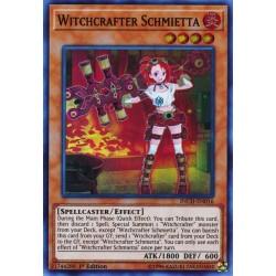 YGO INCH-EN016 Schmietta, Artisanesorcière / Witchcrafter Schmietta