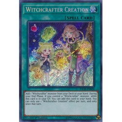 YGO INCH-EN020 Création Artisanesorcière / Witchcrafter Creation