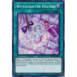 YGO INCH-EN021 Vacances Artisanesorcière / Witchcrafter Holiday