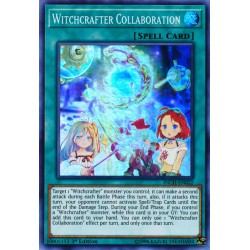 YGO INCH-EN022 Coopération Artisanesorcière / Witchcrafter Collaboration