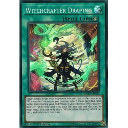 YGO INCH-EN023 Draperie Artisanesorcière / Witchcrafter Draping