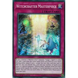 YGO INCH-EN026 Chef-d'Œuvre Artisanesorcière / Witchcrafter Masterpiece