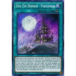 YGO INCH-EN033 Domaine de l'Œil Maléfique - Pareidolia / Evil Eye Domain - Pareidolia